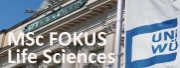 MSc FOKUS Life Sciences, University of W�rzburg