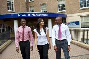 University of Leicester School of Management