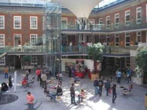 MIDDLESEX UNIVERSITY LONDON UK