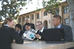 The A. Gary Anderson Graduate School of Management (AGSM, The University of California, Riverside, USA