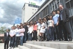 Master of Business Administration & Engineering at the HTW  Berlin, Germany