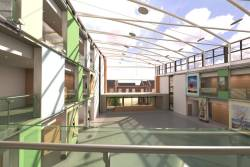 New Creative Centre at Middlesex University, London